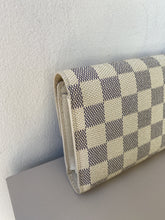 Louis Vuitton Damier Azur Alexandra Wallet - My Girlfriend's Wardrobe York Pa