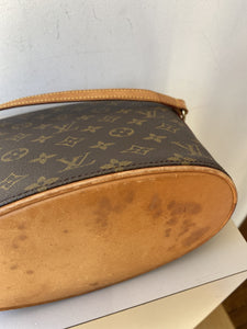 Louis Vuitton monogram Drouot crossbody