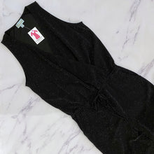 Veronica M black glitter romper - My Girlfriend's Wardrobe York Pa