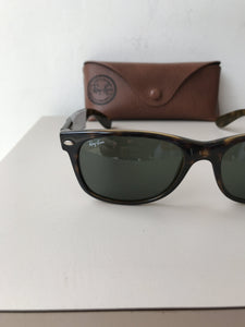 Ray Ban new wayfarer tortoise sunglasses - My Girlfriend's Wardrobe York Pa