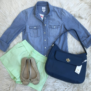 J.Crew, Franco Sarto, and Tory Burch - My Girlfriend's Wardrobe York Pa