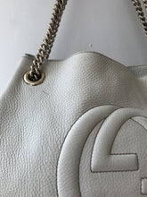 Gucci cream Soho medium bag retail $1750 - My Girlfriend's Wardrobe York Pa