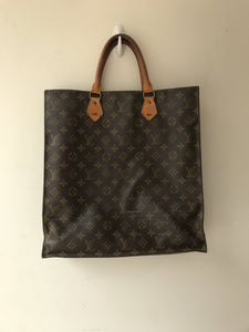 Louis Vuitton vintage Sac Plat tote - My Girlfriend's Wardrobe York Pa