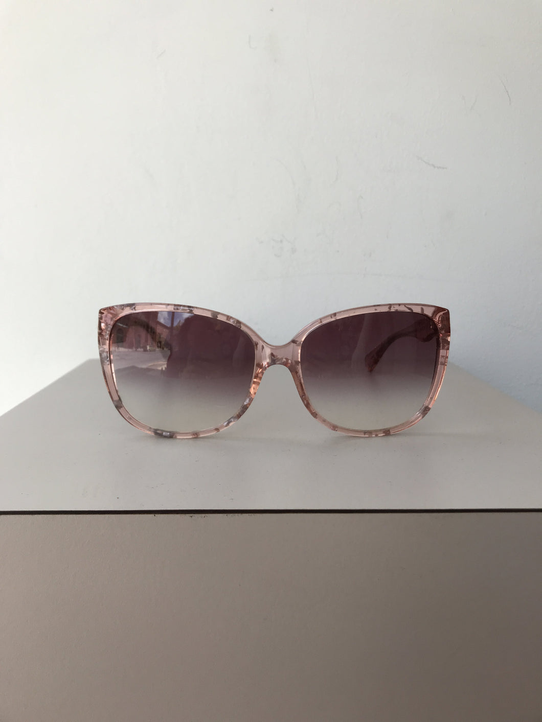D&G pink sunglasses - My Girlfriend's Wardrobe York Pa