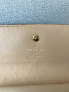 Louis Vuitton murakami black multicolore monogram wallet - My Girlfriend's Wardrobe York Pa
