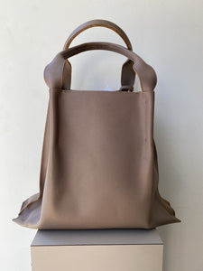 Oliveve purple toned leather bag - My Girlfriend's Wardrobe York Pa