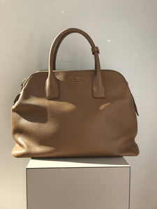 Prada caramel shopping double handle tote BN2560 - My Girlfriend's Wardrobe York Pa