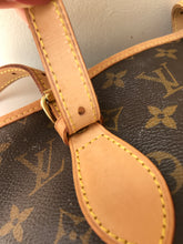 Louis Vuitton monogram petit bucket March 1998 - My Girlfriend's Wardrobe