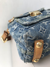 Louis Vuitton Denim Baggy Shoulder Bag - My Girlfriend's Wardrobe York Pa