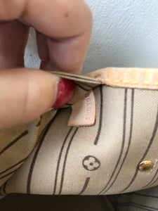 Louis Vuitton monogram neverfull MM tote AR0190 - My Girlfriend's Wardrobe