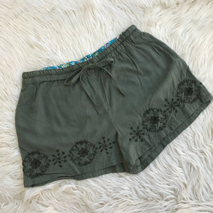 Matilda Jane olive shorts - My Girlfriend's Wardrobe York Pa
