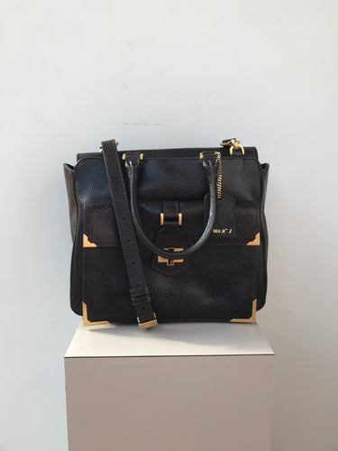 Fendi Classic No. 3 brown leather bag