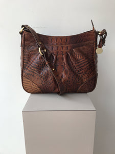 Brahmin Sunburst Melborne shoulder/crossbody bag - My Girlfriend's Wardrobe York Pa