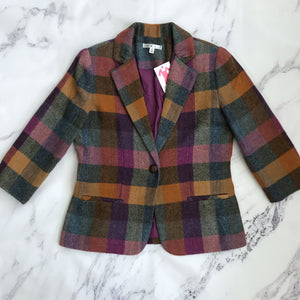 Cabi multi color blazer - My Girlfriend's Wardrobe York Pa