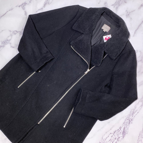 Loft black winter jacket size XXL