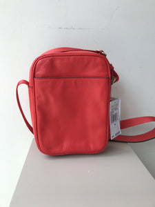 Michael Kors red flight bag NWT - My Girlfriend's Wardrobe York Pa