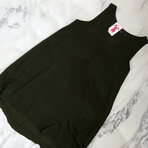Polo Ralph Lauren olive tank dress - My Girlfriend's Wardrobe York Pa