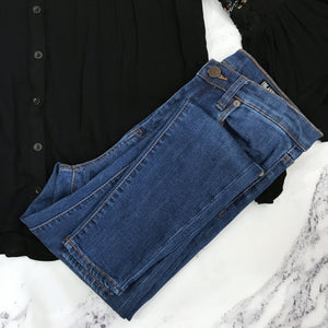 Blank NYC high waisted skinny jeans - My Girlfriend's Wardrobe York Pa
