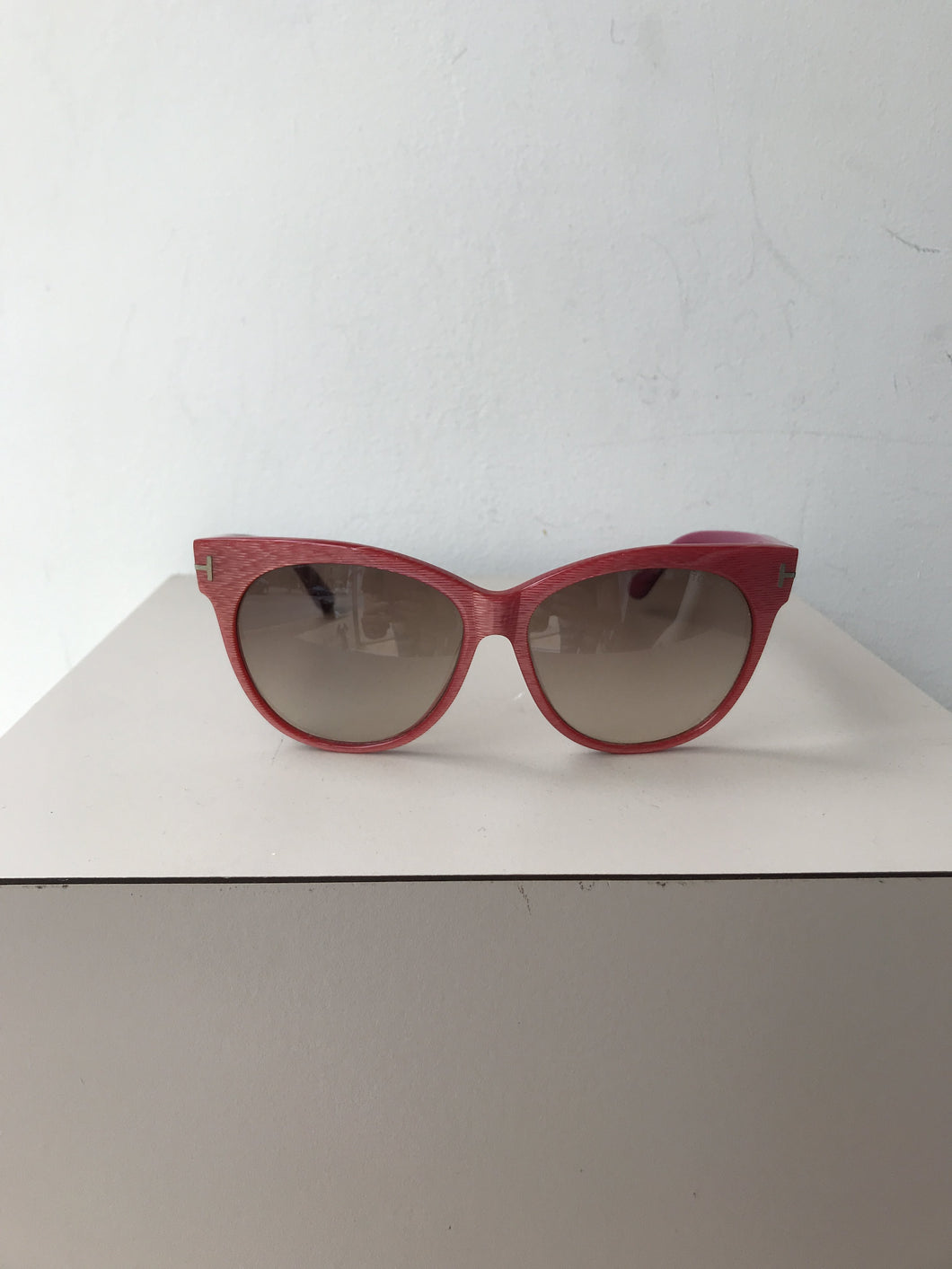 Tom Ford magenta and orange Saskia sunglasses - My Girlfriend's Wardrobe York Pa
