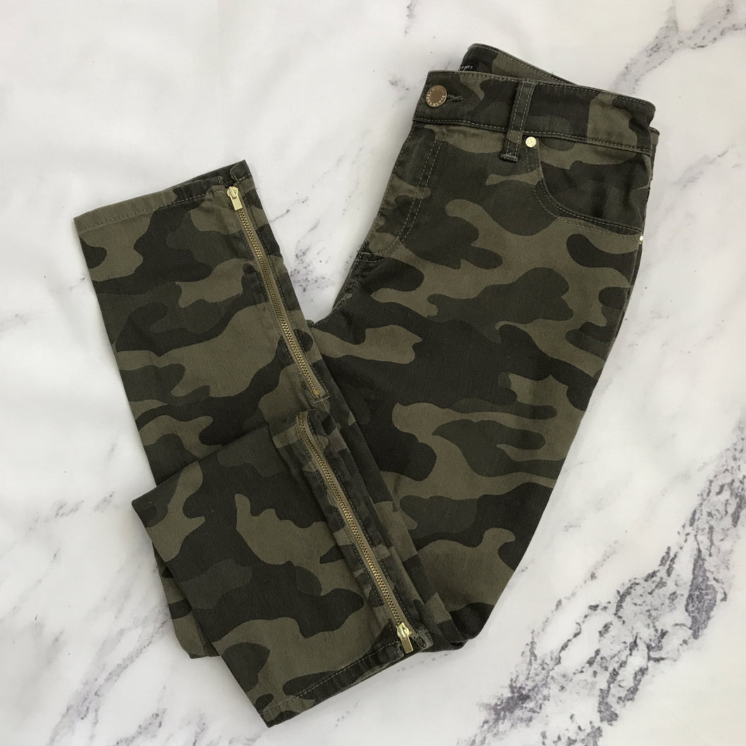 Chico's Black Label camo jeans - My Girlfriend's Wardrobe York Pa