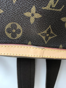 Louis Vuitton monogram Bosphore backpack - My Girlfriend's Wardrobe York Pa