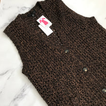Sanctuary brown and black vest NWT - My Girlfriend's Wardrobe York Pa