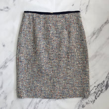 Tory Burch multi color tweed skirt - My Girlfriend's Wardrobe York Pa