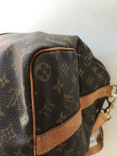 Louis Vuitton vintage monogram Keepall 45 Bandouliere - My Girlfriend's Wardrobe York Pa