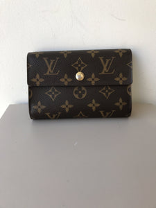 Louis Vuitton monogram Alexandra wallet - My Girlfriend's Wardrobe York Pa