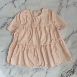 Do + Be blush pink top - My Girlfriend's Wardrobe York Pa