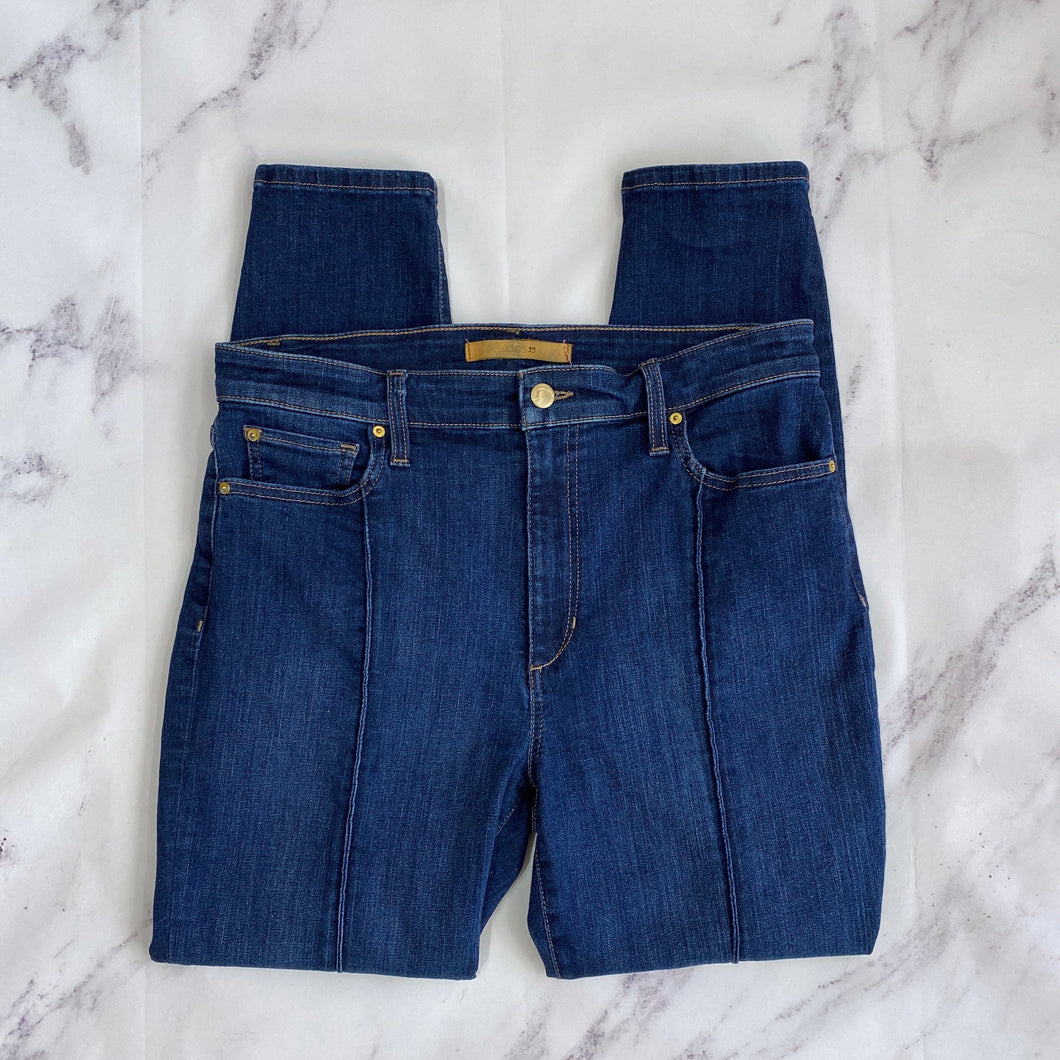 Joe's Jeans flawless the charlie high rise skinny ankle jeans size 12 - My Girlfriend's Wardrobe York Pa