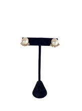 Kate Spade faux pearl earrings