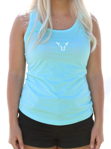 Blue Elite Tank Top