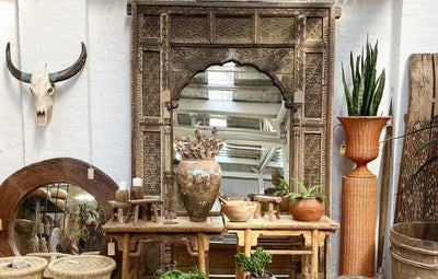 Choosing the right vintage mirror for your home