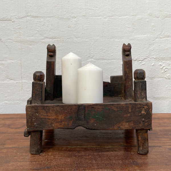 Vintage and antique altar: beautiful, eco friendly and helps lessen landfill