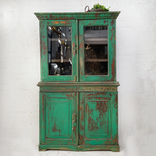Vintage and antique cabinet: beautiful, eco friendly and helps lessen landfill