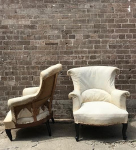 White French chairs