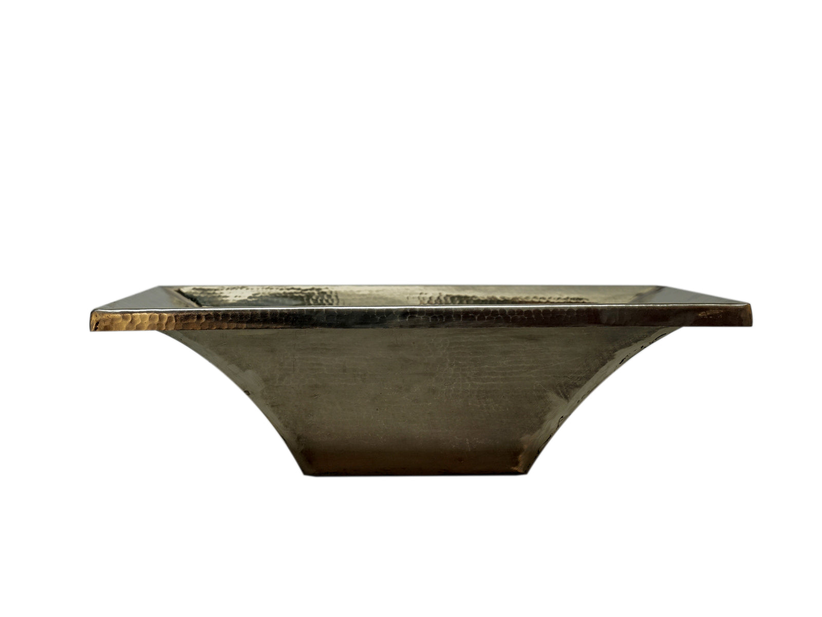 Alpaca Hammered Sink Cascade Design