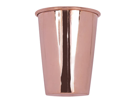 014 Copper Square Glass Holder 6 pcs
