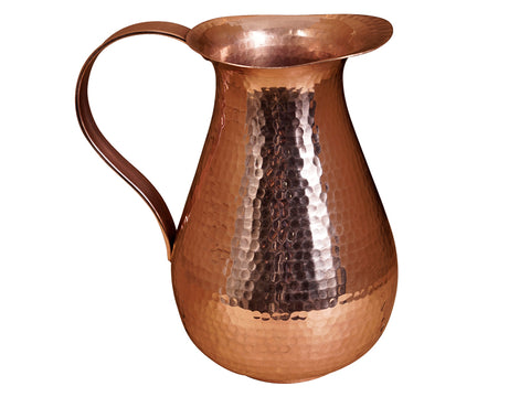 015 Copper Rectangular Decanter