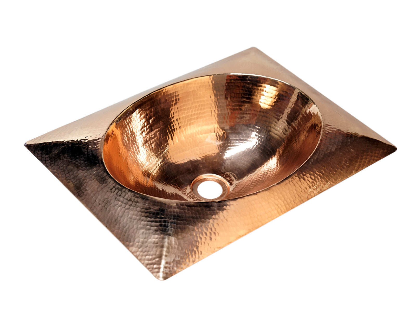 Copper Sink Cushion Design