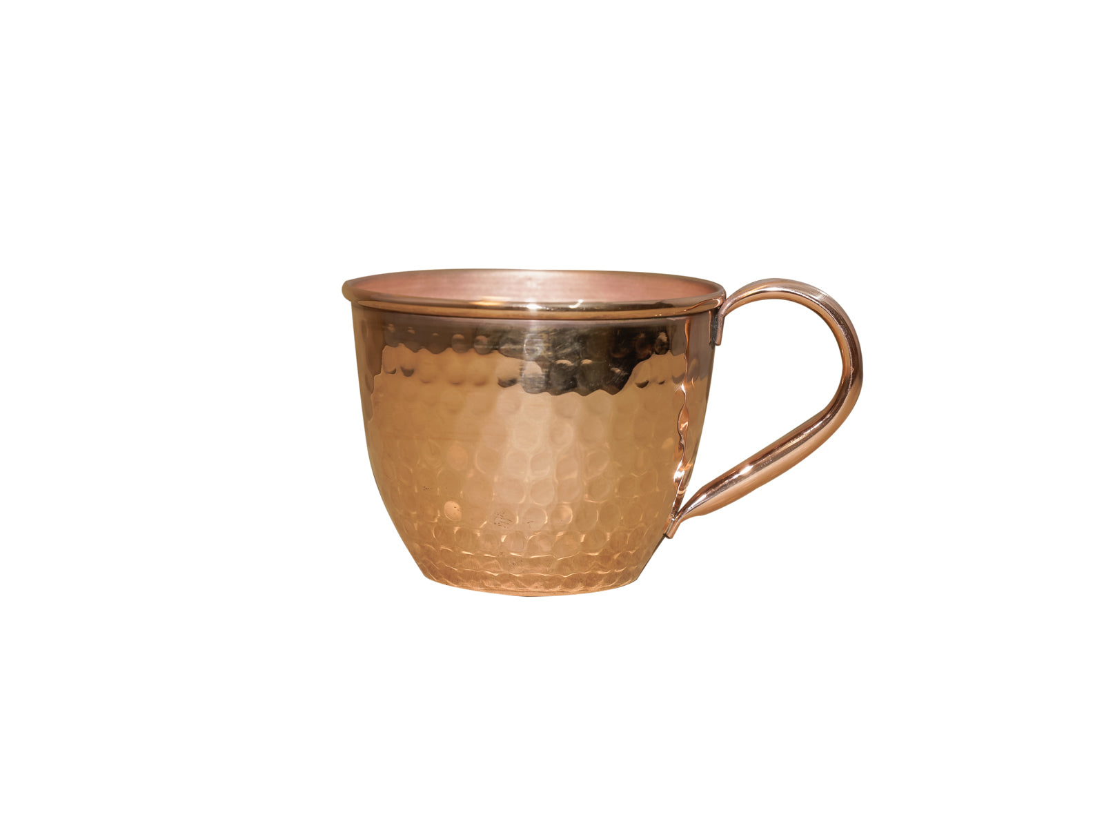 Copper English Tea Set