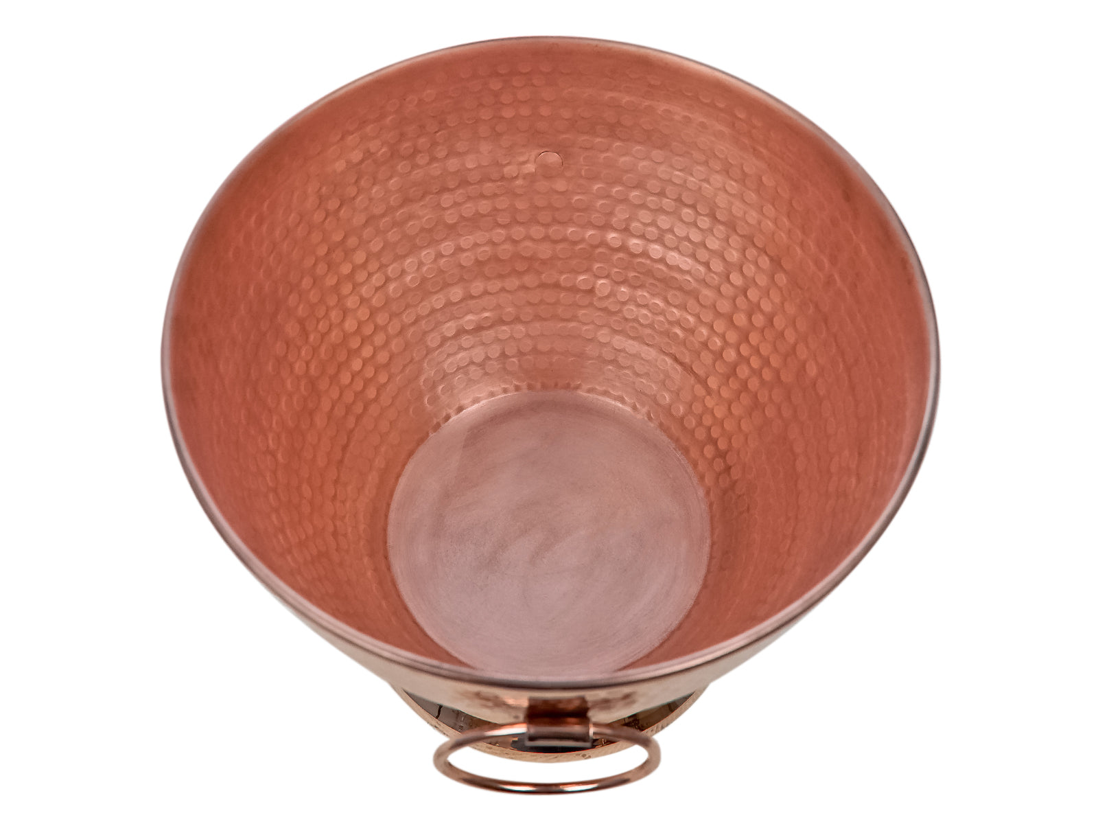 Copper Round Handles Cooler
