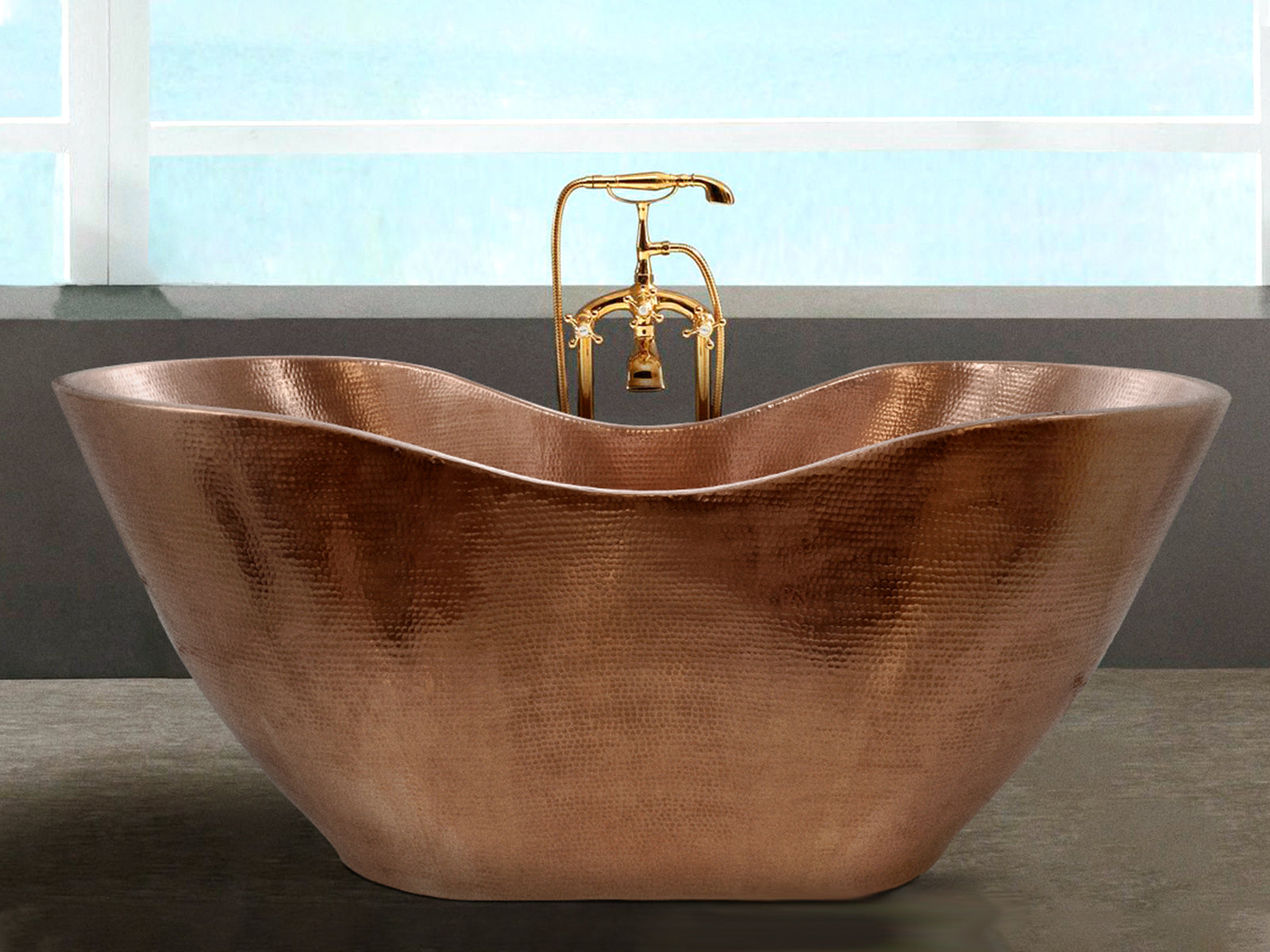 Copper Bathtub Merida
