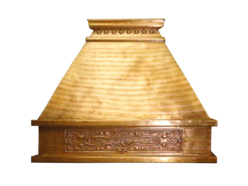 008 Copper Range Hood Wall Mount Dama 36 X 24 X 30