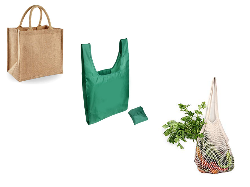 Top Alternatives to Disposable Plastic Shopping Bags