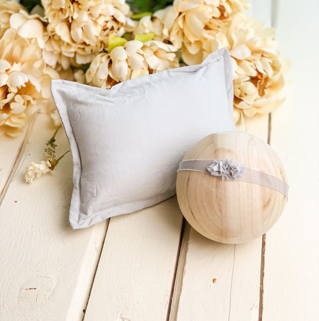 Dove Pillow Prop Set