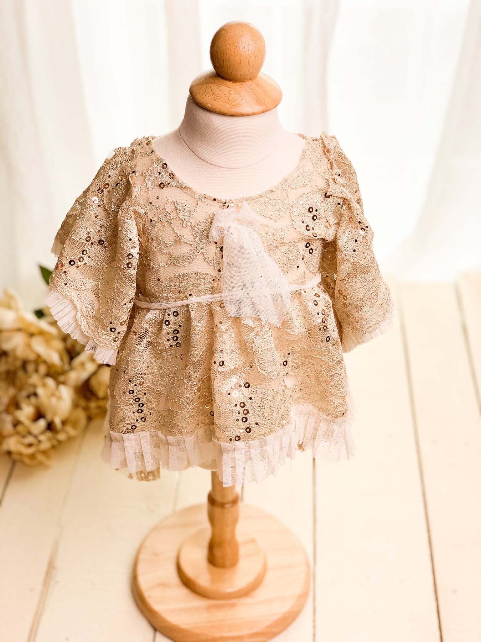 Goldie Sequined Sitter Set ~ Sale