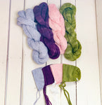 Hand Dyed Knit Sets  ~ Sale