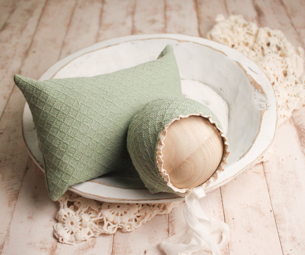 Fern Pillow Prop Set